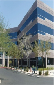 Phoenix, AZ Office Renovations at 444 Office Complex