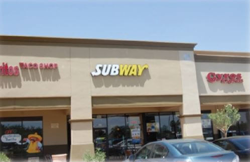 Tenant Improvements for Subway Restaurants Phoenix, AZ
